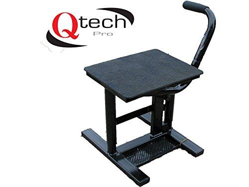 Qtech Lève-moto robuste et portable Adaptation universelle...