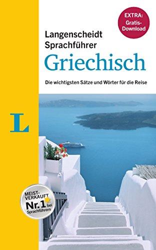 """Langenscheidt Sprachführer Griechisch - Buch inklusive E-Book zum Thema """"Essen & Trinken"""": Die wichtigsten Sätze und Wörter für die Reise"""
