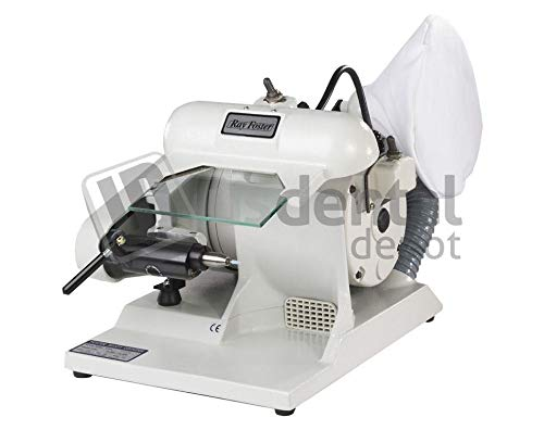 Best Price RAY FOSTER - AG04-220volts - Alloy Grinder with dust Collector - Width: 12in (304mm) - Le...