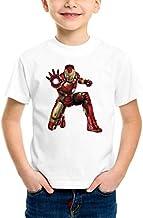 LIMIT - Iron Man T-Shirts for Kids (Boy/Girl)