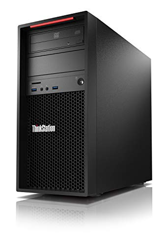 Lenovo ThinkStation P310, Xeon E3-1245 v5 @ 3.50GHz, 8GB DDR4, 1TB HDD, Windows 10