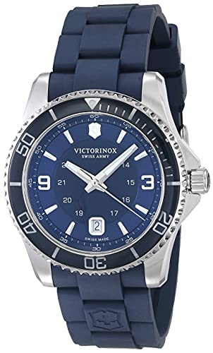 Best victorinox watches blue face