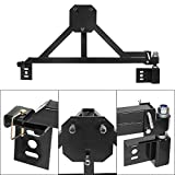 Heavy Duty Spare Tire Carrier Compatible with Hummer H2 Solid & Tough