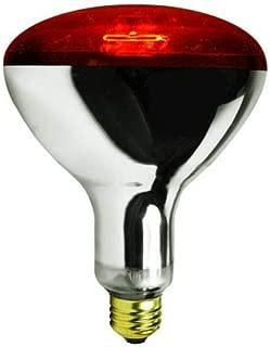Rite Farm Products 125 WATT RED BROODER Heat LAMP Bulb Chicken COOP Hen House Baby Chick 250w