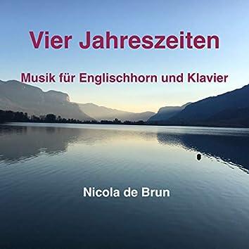 Vier Jahreszeiten (Musik für Englischhorn und Klavier)