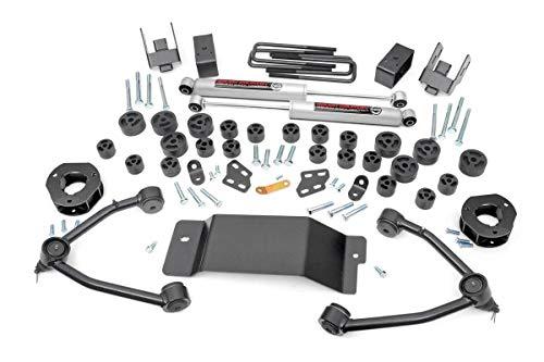 08 gmc sierra lift kit - 5