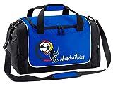 Mein Zwergenland Sporttasche Kinder personalisierbar 38L, Kindersporttasche mit Name und...