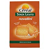 Céréal Biscotti Senza Lievito Novellini - Senza agenti lievitanti - 250 g