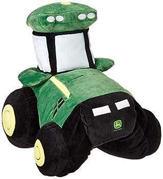 John Deere unisex child Pillow Costume Accessory Green One Size US