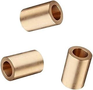 Oilite Flange Bushing Bronze 1//4 id x 3//8 od x 1//4 Brass Sleeve bearing Bush F19