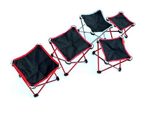 Klapkruk voor buiten, draagbaar, pony, paard aluminiumlegering, vissen, camping, schets, stoel B