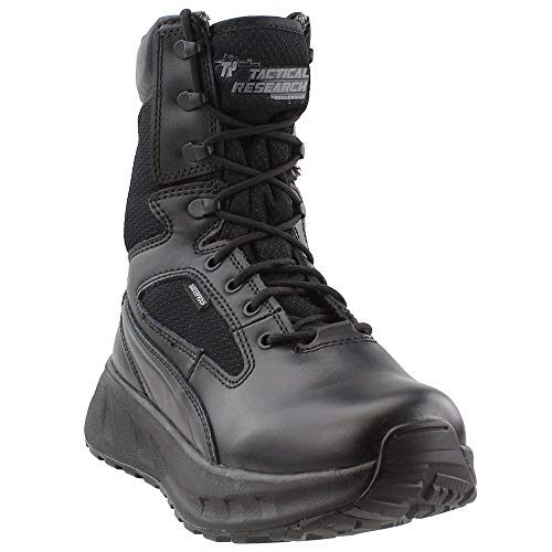 BELLEVILLE Tactical Research 8' Fat Maxx Maximalist Boot, Color: Black, Size: 10, Width: R (MAXX8ZWP-R-10)
