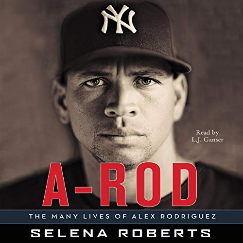 A-Rod audiobook cover art