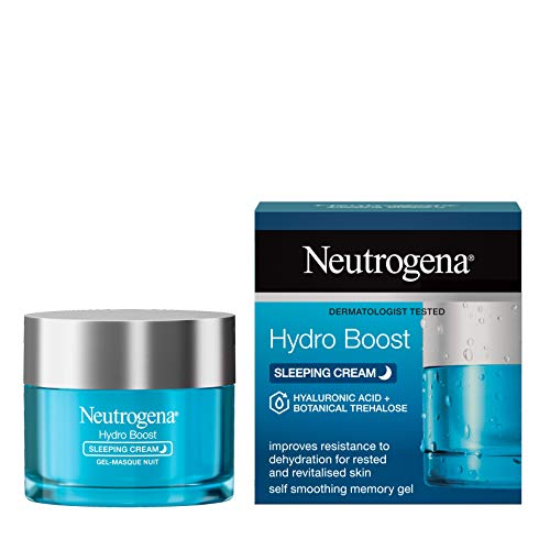 Neutrogena GB Hydroboost Sleeping Cream 50ml