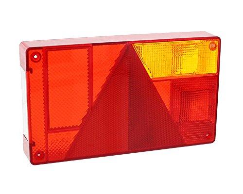 The Drive -16252- Lichtscheibe passend für Aspöck Multipoint 1 (Lichtscheibe Rechts)