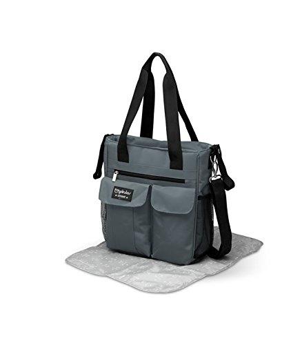 Pirulos 47600030 - Bolso, 30 x 34 x 10 cm, color gris