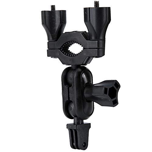 Weikeya Rotierend Klammer, mit Abs und Metall Recorder Klammer Saugen Tasse Rotierend Spiegel Kamera