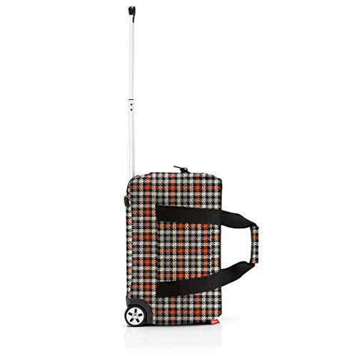 reisenthel allrounder trolley 49 x 41 x 30 cm / Volumen: 30 l / glencheck