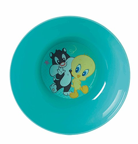 FUN HOUSE Baby Looney Toons Ensemble de 2 Bols diamètre 13 cm