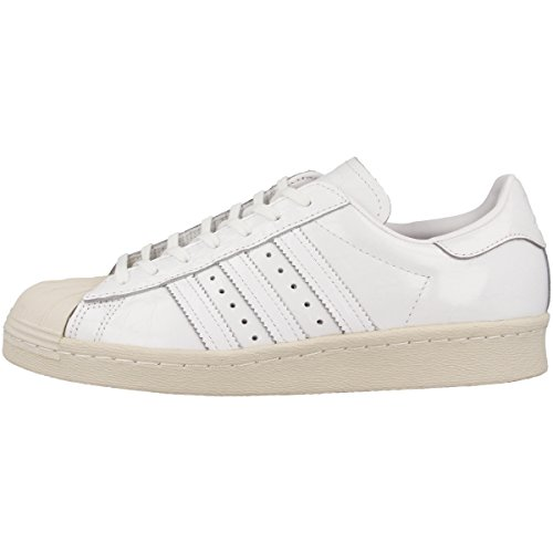 adidas Damen Sneaker Low Superstar 80s