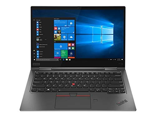 Lenovo ThinkPad X1 Yoga, 4th Gen - Ordenador portátil 14' UHD IPS 500nits Dolby Vision, Intel Core i7-8565U, 16GB, 1TB SSD, Intel UHD Graphics 620, Windows 10 Pro, 4G LTE, Iron Grey, IR Camera