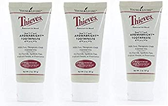 Thieves Aromabright Toothpaste - 3pk - 2oz. each by Young Living