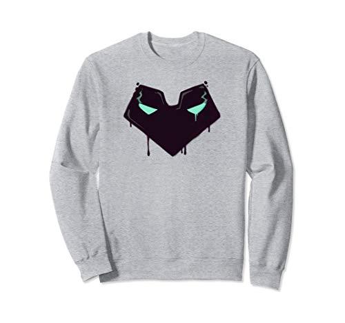 Fortnite Mask Sweatshirt