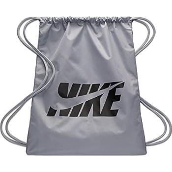Nike Kids Graphic Gym Sack  LT Smoke Grey/LT Smoke Grey/Black