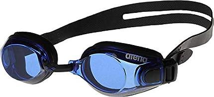 Arena Zoom X-Fit Gafas de Natación, Unisex Adulto, Negro/Azul, Universal