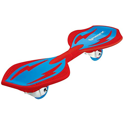 Razor RipStik Brights 2 Wheel Twisting 360 Degree Caster Board with Removable Deck Plates and Slip...