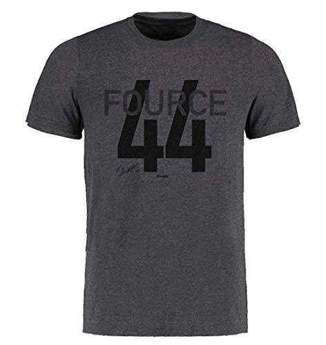 Scallywag® Eishockey T-Shirt FOURCE44 I Größen S - 3XL I A BRAYCE® Collaboration (offizielle Goalie Dennis Endras FOURCE44 Collection) (S)