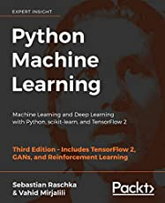 Image of Python Machine Learning  . Brand catalog list of Packt Publishing.