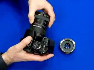 58mm Wider Option For Canon WC-DC58A 0.43x Wide Angle Conversion Lens With Macro