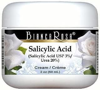 Salicylic Acid USP (Beta Hydroxy Acid - BHA) (3%), Urea (20%) - Cre...