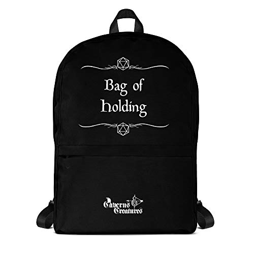Caverns & Creatures Backpack of Holding - Bag of Holding