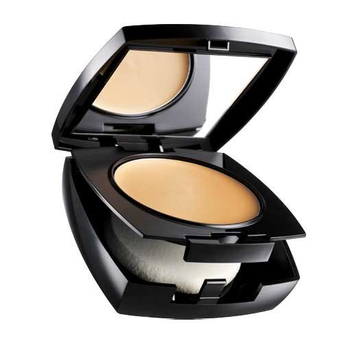 Avon Ideal Flawless Cream to Powder Foundation Nude by Ideal Flawless