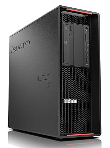 Lenovo ThinkStation P510 Intel Xeon Quad Core E5 v4 512GB SSD 32GB Win 10 Pro Nvidia Quadro M2000 mit 4GB Ram Computer PC (Zertifiziert und Generalüberholt)