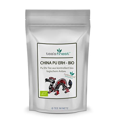 China Pu Erh - BIO (100 Gramm)