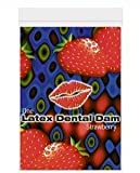 Trust Latex Dental Dam, Strawberry by Line One Laboratories Inc, 3 Count...