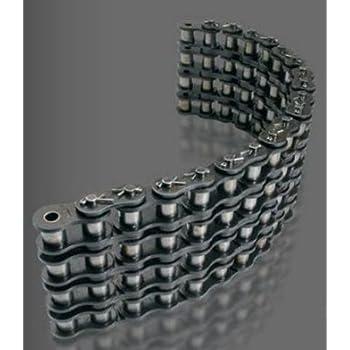 MFG. Stock # 31240 New! 10 FT Box 60 HeavyE RIV X 10 FT PEER Chain