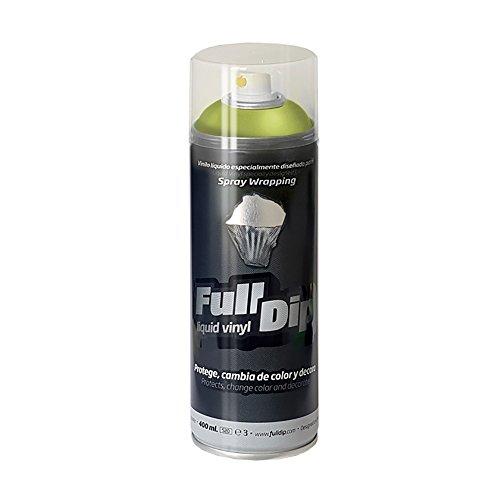 FullDip FLD910 Vinilo Líquido, Verde Manzana Ácida Candy, 400 ml