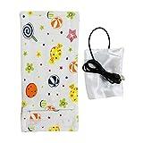 MB-LANHUA Babymilchwärmer USB-Milchwärmer Isolierte Tasche Tragbare Reisebecherwärmer Baby-Stillflaschenabdeckung Wärmer Heiztasche Säuglingsernährung Flaschentaschen A #