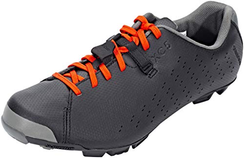 SHIMANO SHXC5PC470SL00 - Zapatillas Ciclismo, 47, Negro, Hombre