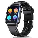 Smart Watch, Fitness Trackers Watch with Heart Rate & Sleep Monitor, IP68 Waterproof