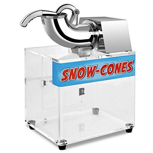 Great Deal! Electric Snow Cone Machine Ice Shaver Maker