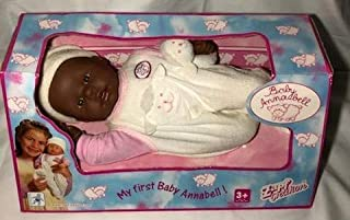 Zapf Creation My First Baby Annabell African American Doll
