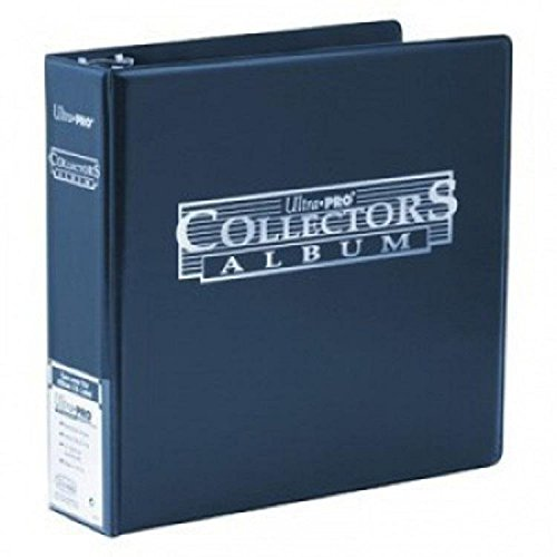 Ultra Pro 81398 - Album Card Collector, blau (RPJN8-2)