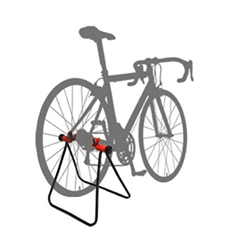 FGVBC Soporte para Mantenimiento de Bicicletas, 2 Piezas Soporte en Forma de U para Bicicletas Soporte de exhibición de reparación Anillos de sujeción de Mantenimiento Plegables