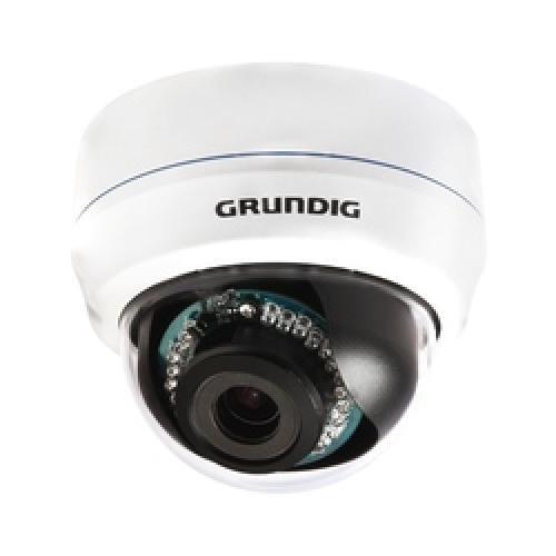 GCI-K1526V GRUNDIG, 2 megapixel Full HD V-fixdome-IP-camera 3~9mm ICR IR 23 LED