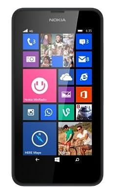 Nokia Lumia 635 8GB Unlocked GSM 4G LTE Windows 8.1